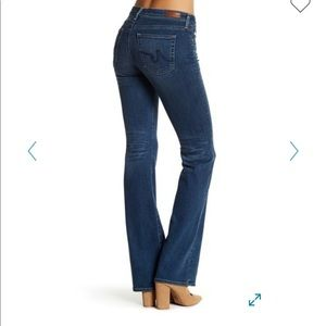 AG boot cut jeans